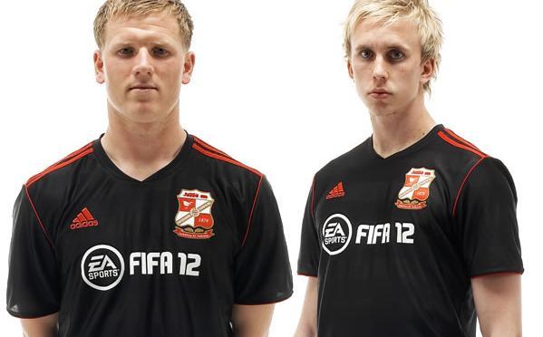 STFC Away 11-12