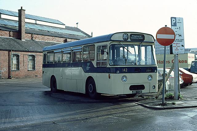 Thamesdown Bus