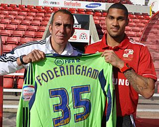 Wes Foderingham