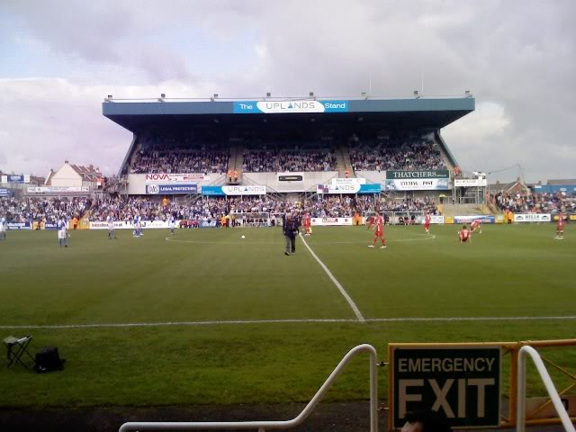 Bristol Rovers-Ground
