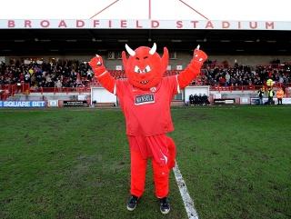 Crawley-Mascot