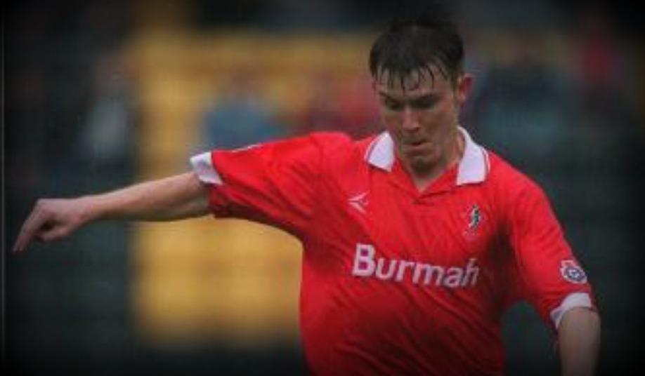 Joey Beauchamp Swindon HoS