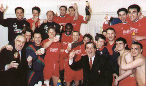1996 Division Two Champions