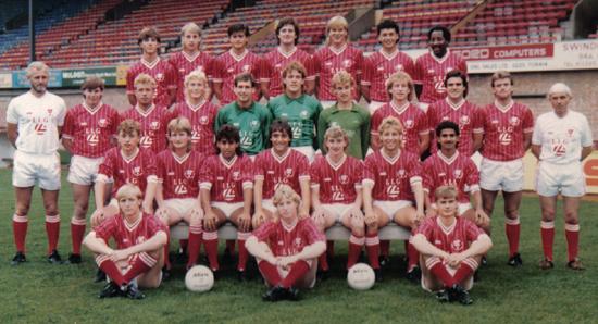 Squad 1985-1986