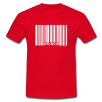 T-Shirt - Barcode