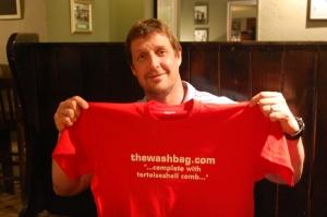 Fraser Digby - Washbag 1