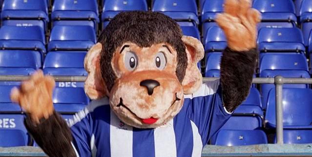 HAngus the Monkey