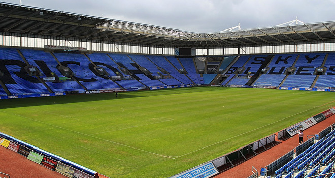 Ricoh Arena Coventry City