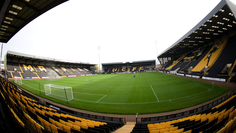 Meadow Lane Nottingham