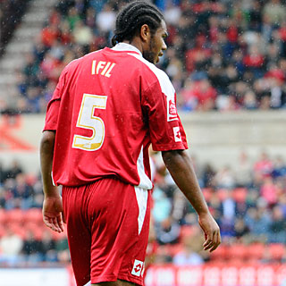 Jerel Ifil - Swindon no.5