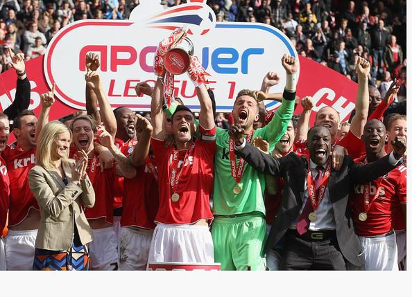 2011-12 League One Winners - Charlton Athletic