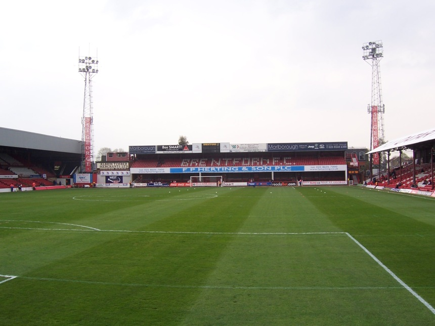 Griffin Park Brentford