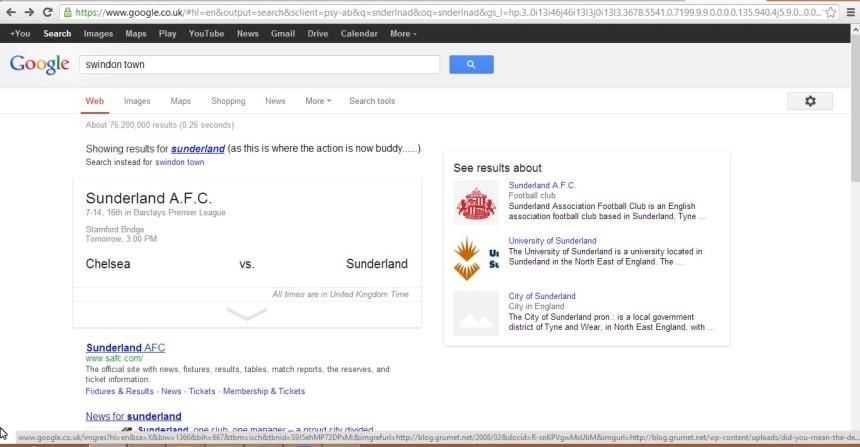 Press Watch - Google mock up