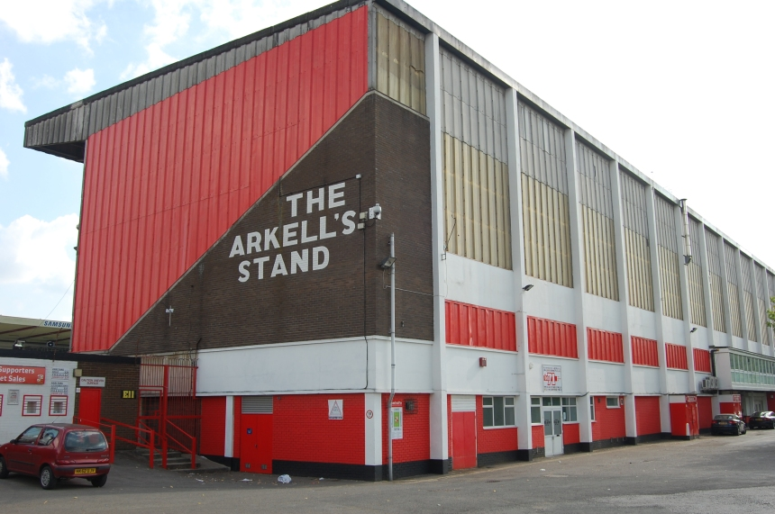 The Arkells Stand