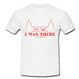 92-93 I Was There! - T-Shirt