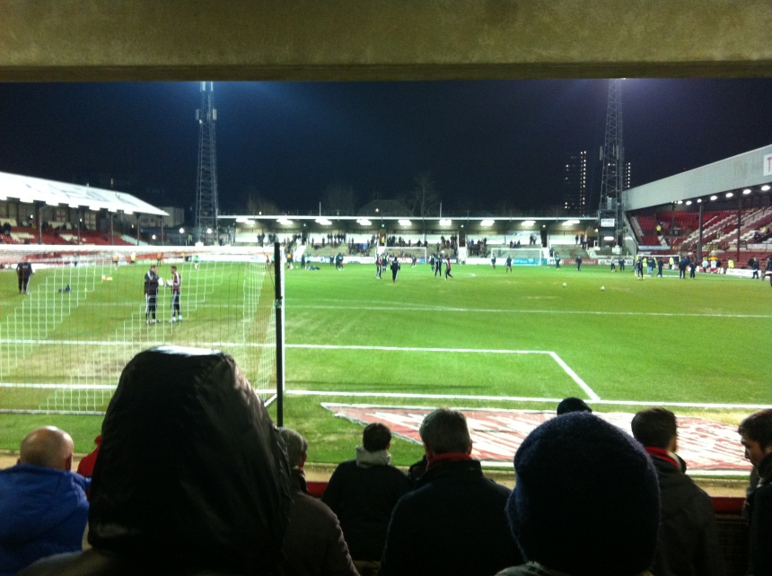 Griffin Park Brentford (2)