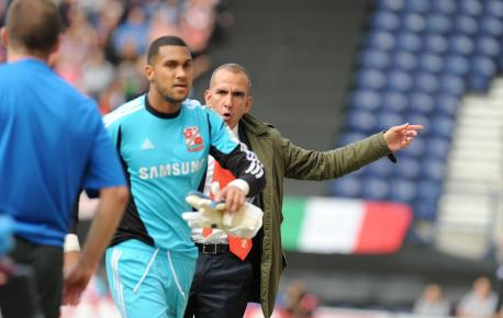 Wes Foderingham at Preston