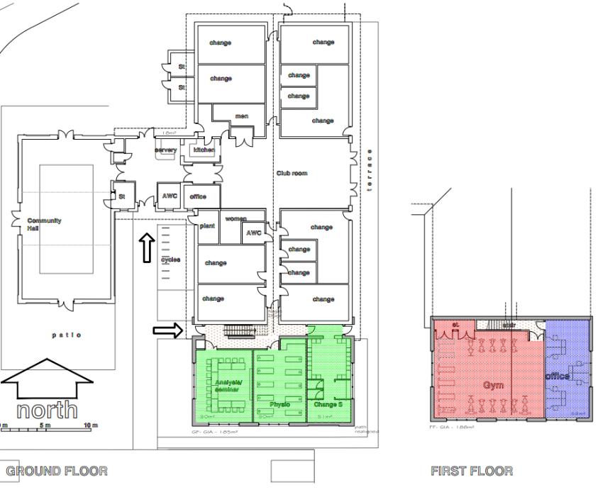 2013.07.09 Calne floorplans