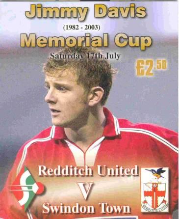 JImmy Davis Memorial Cup