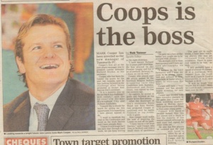 Mark Cooper is the Boss