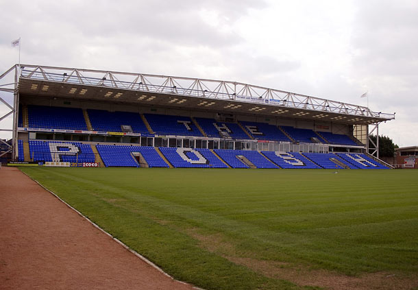 Peterborough United - London Road