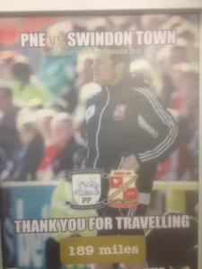 Preston - Thanks for Travelling