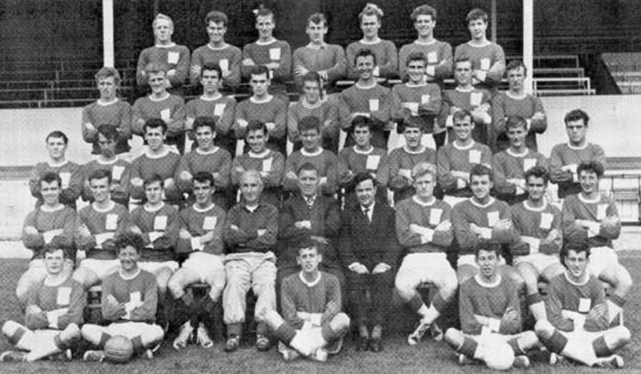 1963-1964 Squad Crop