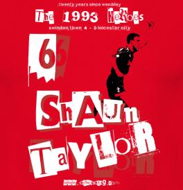 1993 Heroes Shaun Taylor