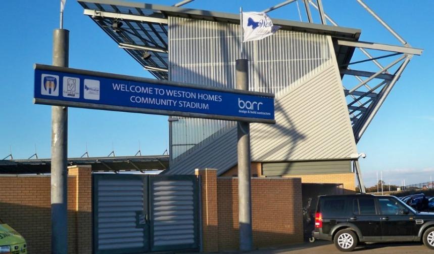 Colchester Weston Homes Stadium 1