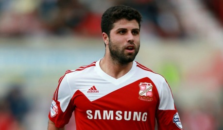 Yaser Kasim Swindon Town