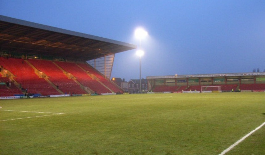 Gresty Road Crewe