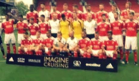 2014-15 Team Photo