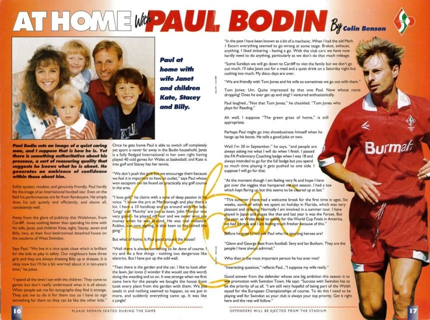 At Home with the Bodins