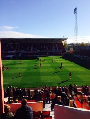 Colchester pre-match
