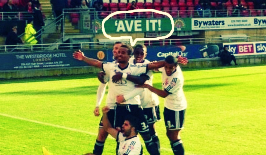Leyton Orient 1-2 Swindon Town: To Wax Or To Net Three