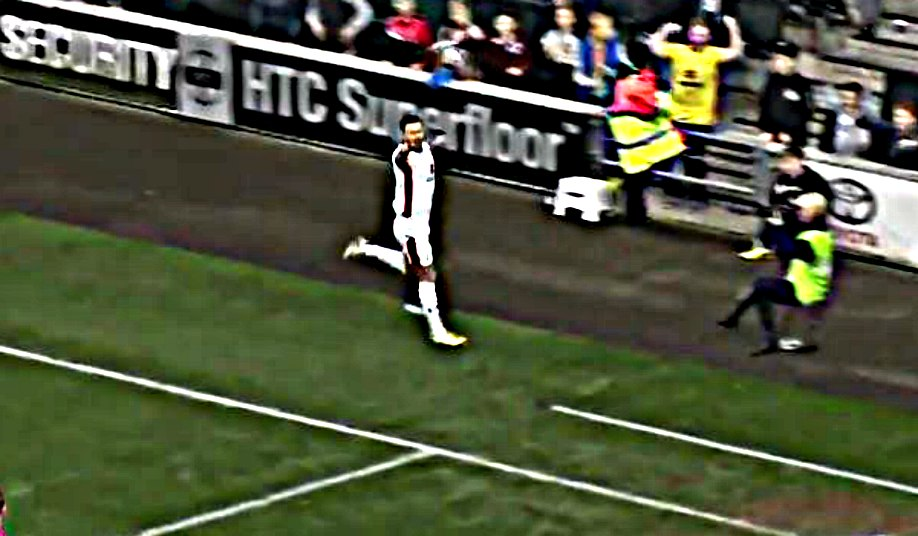 MK Dons 2-1 Swindon: Promotion Rival Provides Town With