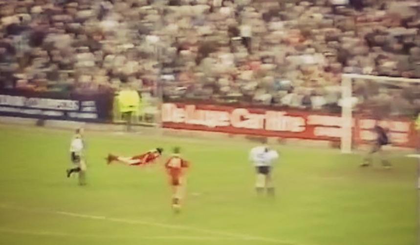 #3 - Dave Mitchell's header vs Watford 4 January 1992