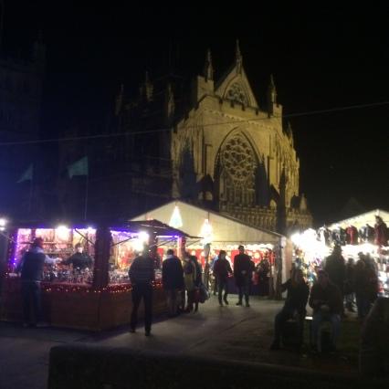 Festive Exeter
