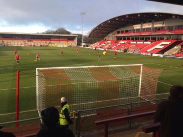 @garrytrinder From the terrace #STFC