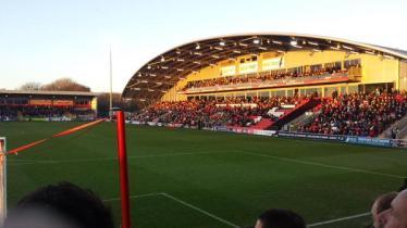 @lw_87 We're top of the league #STFC #FTFC #Highbury #AwayDays