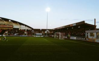 @RobGage2 @Awaydays23 @thewashbag Swindon away at Fleetwood today.