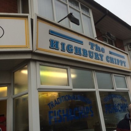 Fleetwood Highbury Chippy
