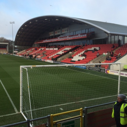 Fleetwood Main Stand