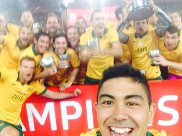 Massimo Luongo Asia Cup