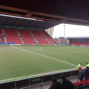 Gresty Road Crewe 2015