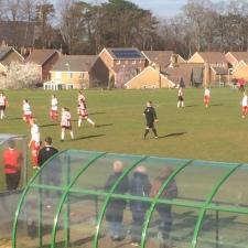 STFC Ladies at Exeter