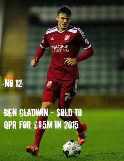 Transfer 12 Ben Gladwin