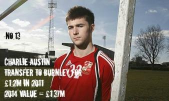 Transfer 13 Charlie Austin