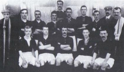 1901-1902 Squad