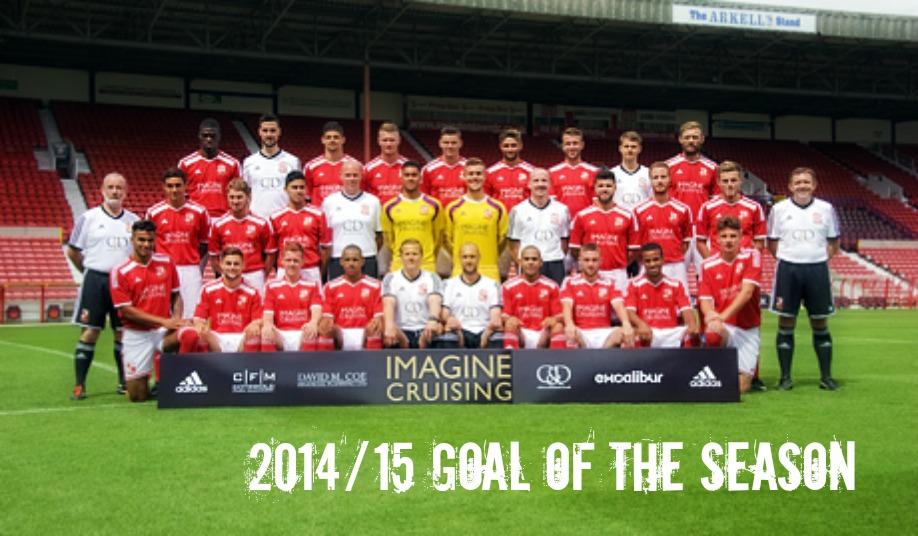 2014-15 Goal of the Season